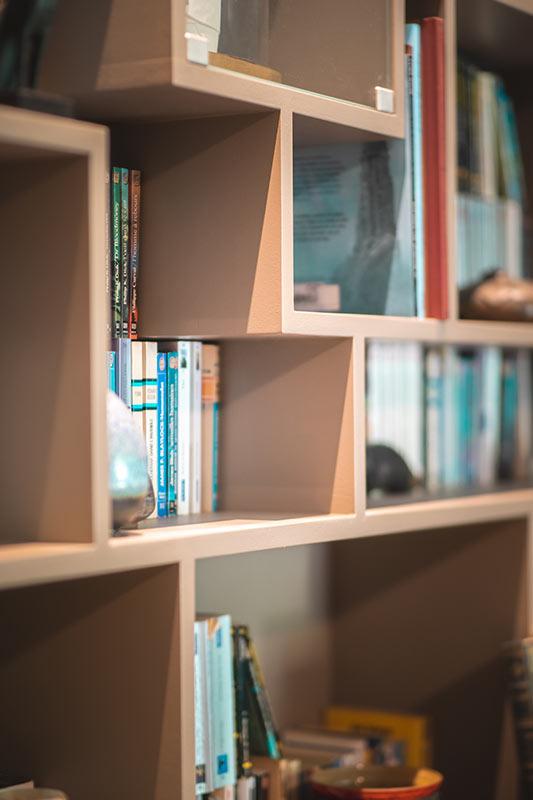 bibliotheque sur mesure - BANCEL