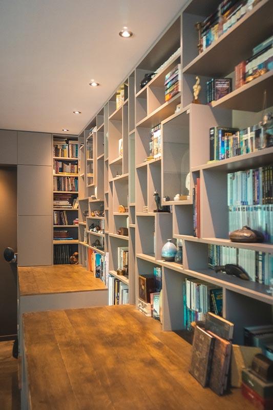 BANCEL-bibliotheque sur mesure