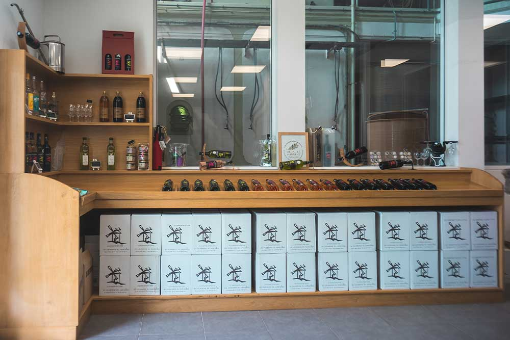 meubles cave à vin sur mesure-Uzès - BANCEL