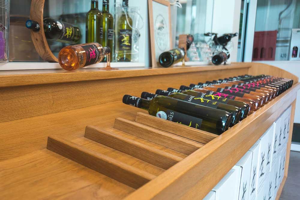 meubles cave à vin sur mesure-Uzès