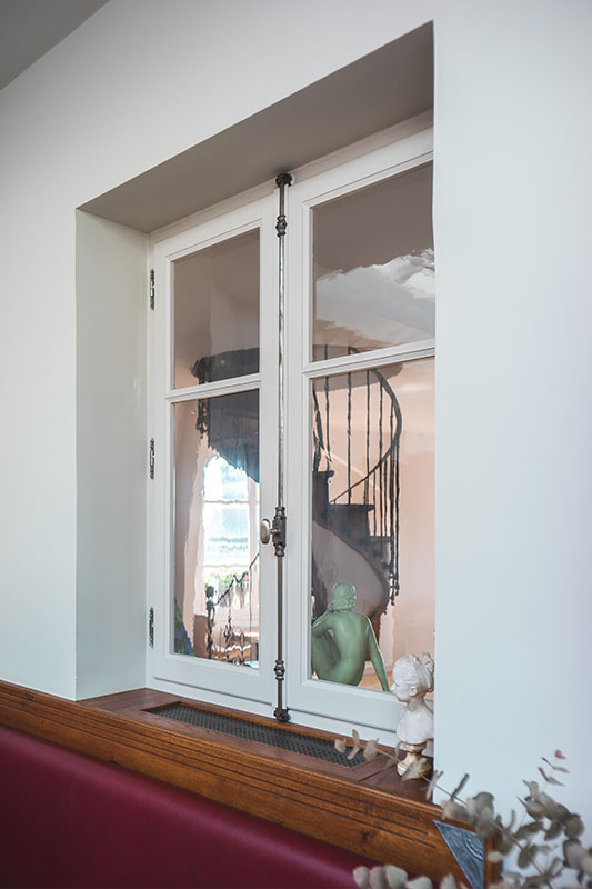 Fenêtre en bois - menuiserie BANCEL - Gard
