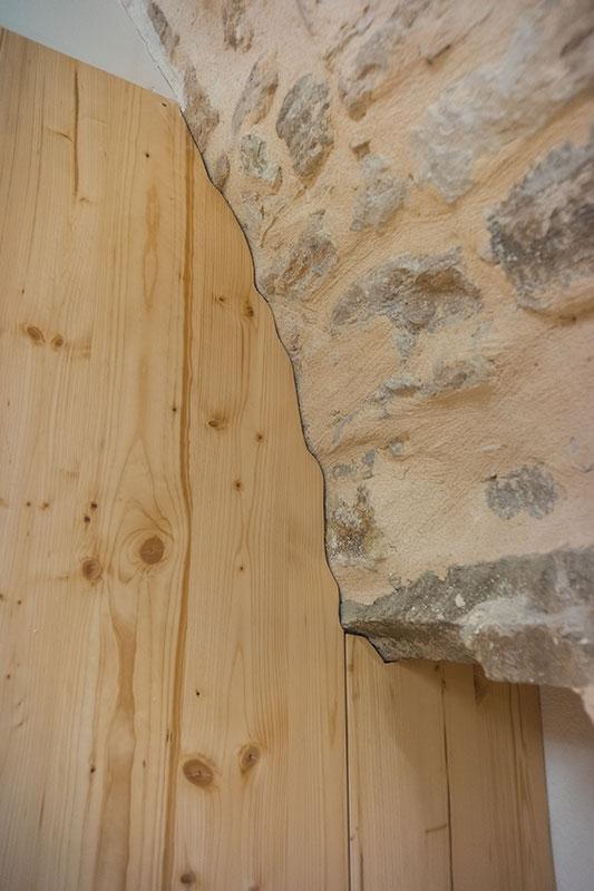Agencement finition intérieur mairie - Gard