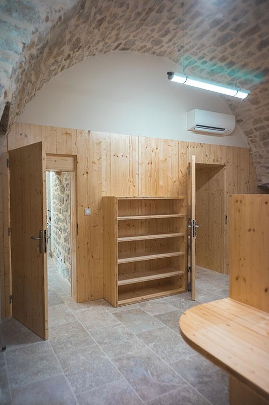 Agencement intérieur mairie - Gard