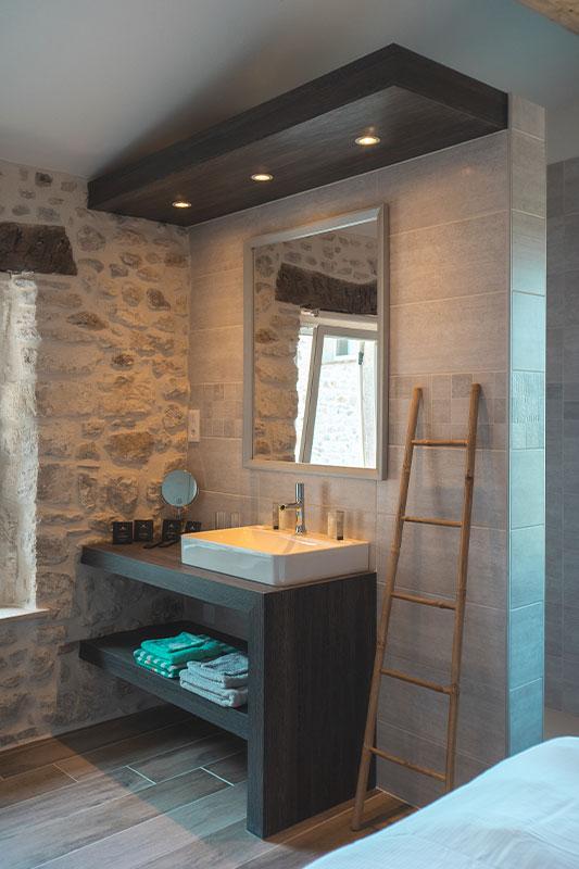 BANCEL-meuble de salle de bains sur mesure-Gard