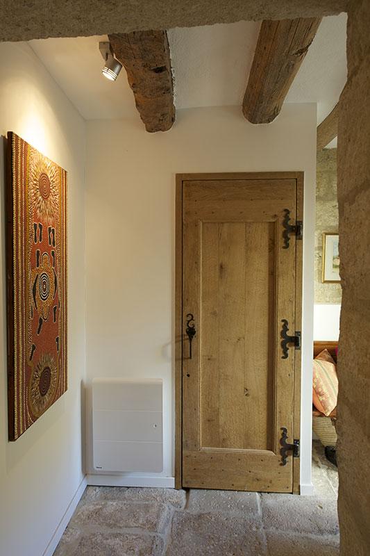 Porte intérieure - Menuiserie BANCEL - Uzès